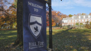 Hill Top Prep General admissions
