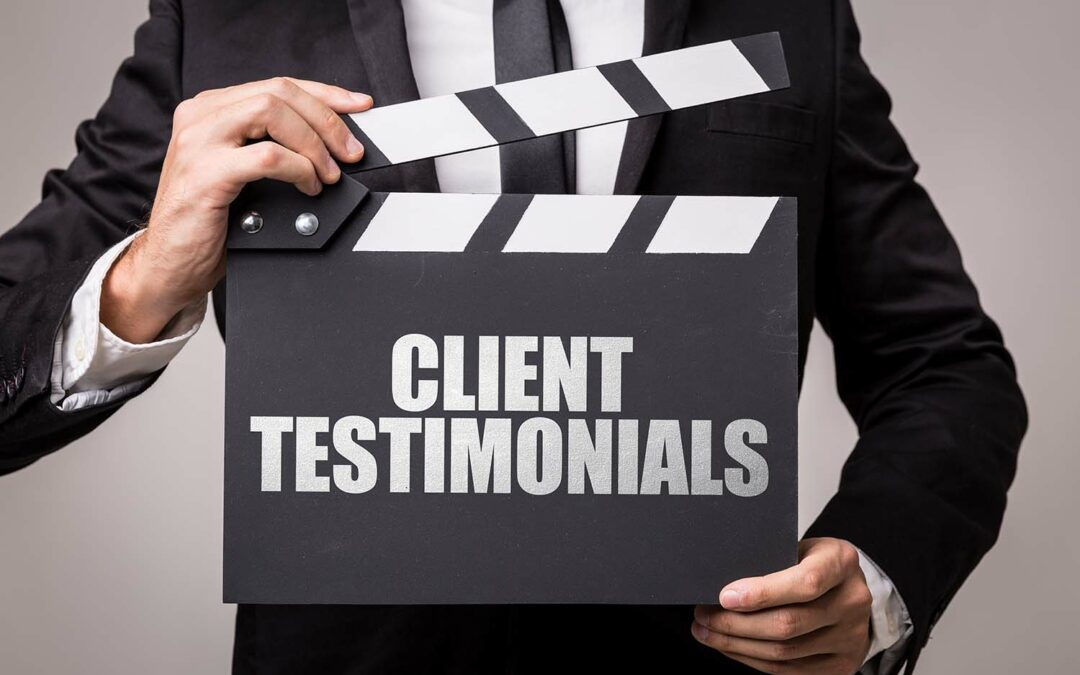 The Value of a Testimonial Video
